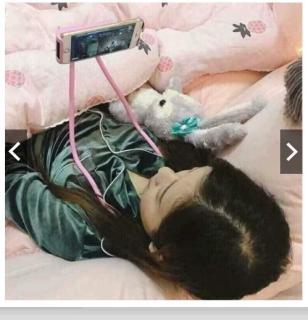 Kep điện thoại có dây quàng tiện lợi thumbnail