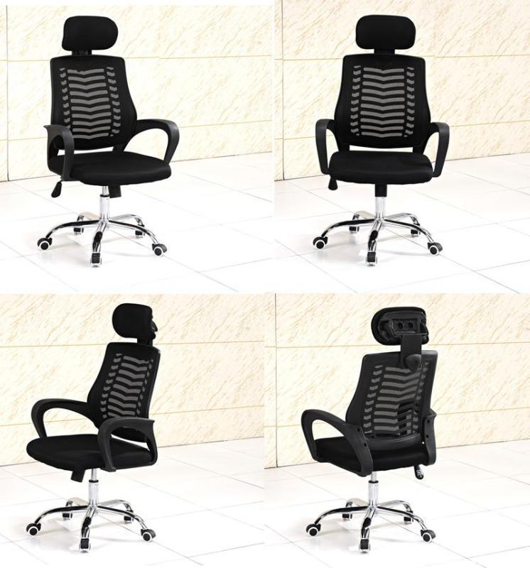 Ghế xoay văn phòng tựa đầu GXTD010  chống ê mỏi cổ [Mẫu ghế đang cực HOT trên thị trường] giá rẻ