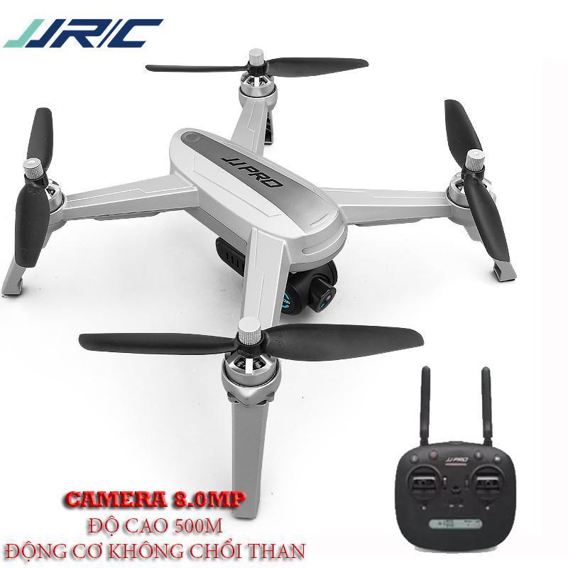 Máy bay flycam JJRC JJPRO X5, Động cơ không chổi than, Chế độ bay đêm, 2 GPS, Camera 8.0MP Full HD 1080P Siêu Phẩm 2018