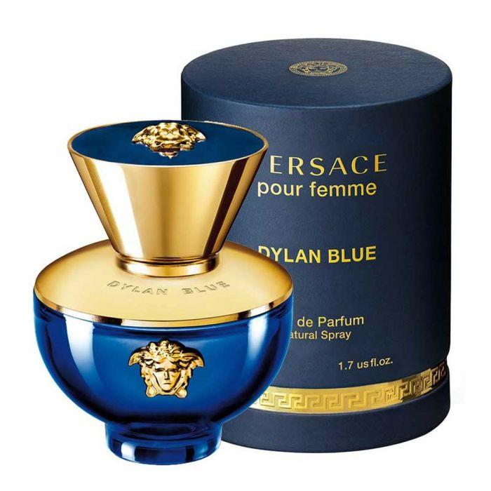 Nước hoa nữ Versace Dylan Blue Pour Femme EDP, 50ML