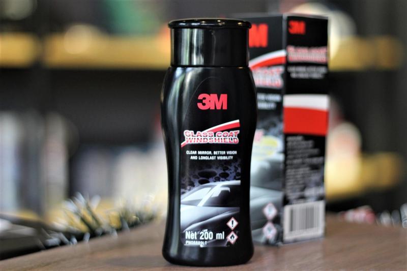 Dung dịch chống bám nước kính lái 3M 08889