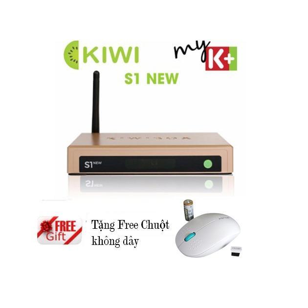 SmartBox Android TVbox Kiwibox S1 New - Tặng chuột không dây