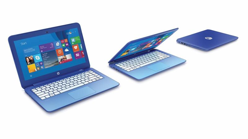 laptop Hp 11in (Xanh) nhỏ gọn cho học sinh