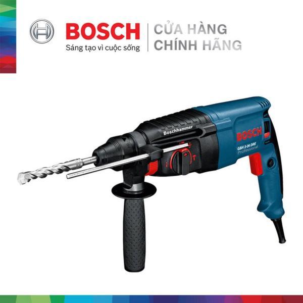 Máy khoan búa cầm tay Bosch GBH 2-26 DRE