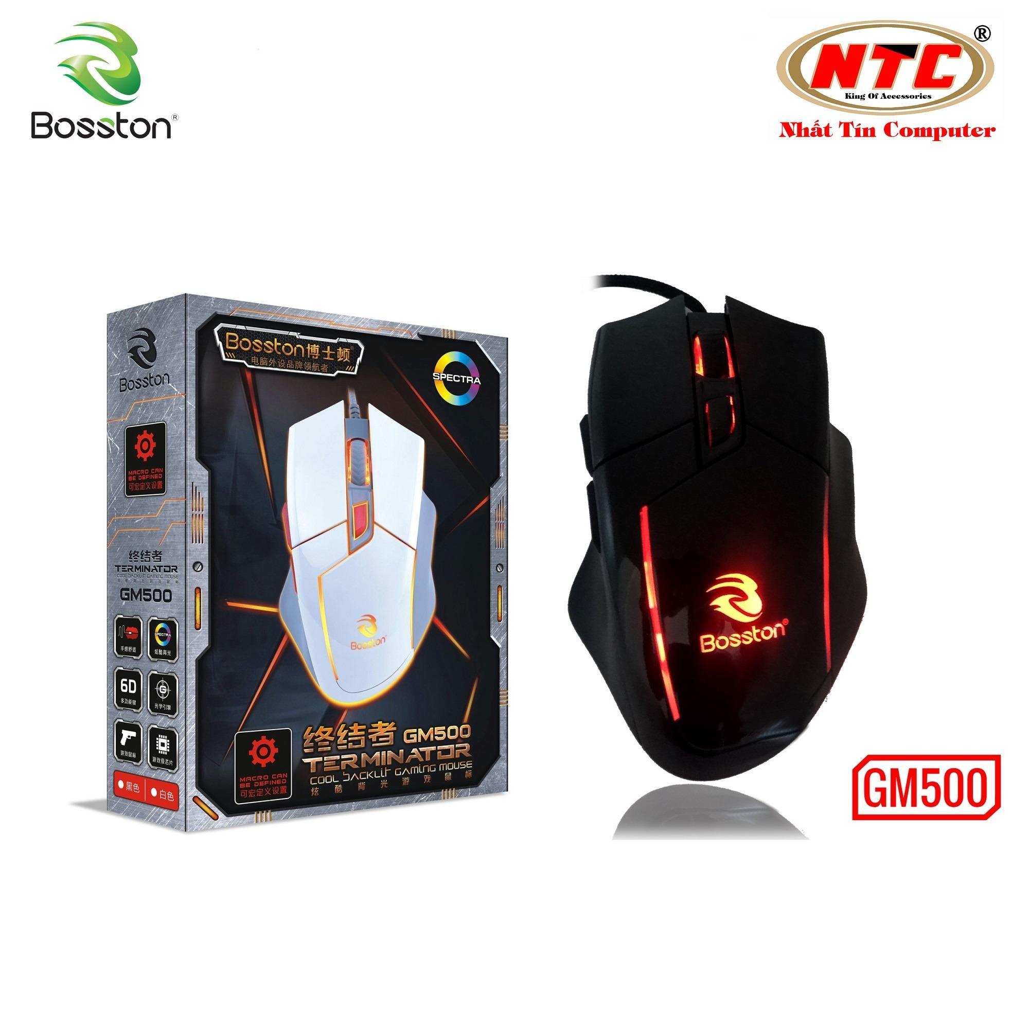 Mua Chuột Chơi Game Cao Cấp Bosston Gm500 Dpi 3200 Hang Phan Phối Chinh Thức Bosston Rẻ