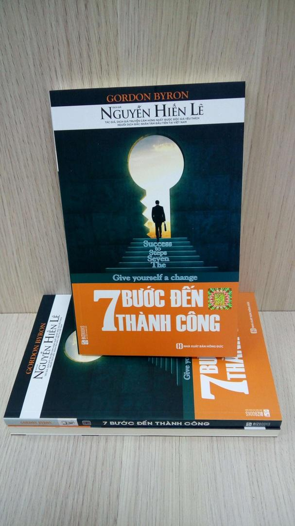 Mua Sách 7 bước đến thành công - MCBooks