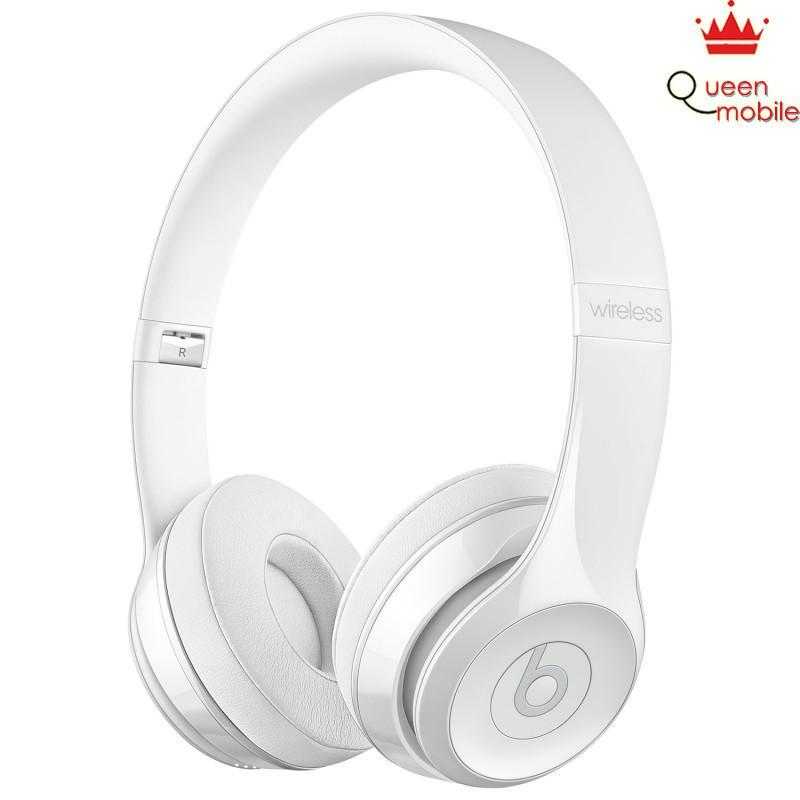 Beats solo3 wireless on-ear MNEP2 (Gloss White)