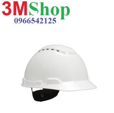 Mũ bảo hộ 3M H-701V, có lỗ thông khí (3M_H701V)