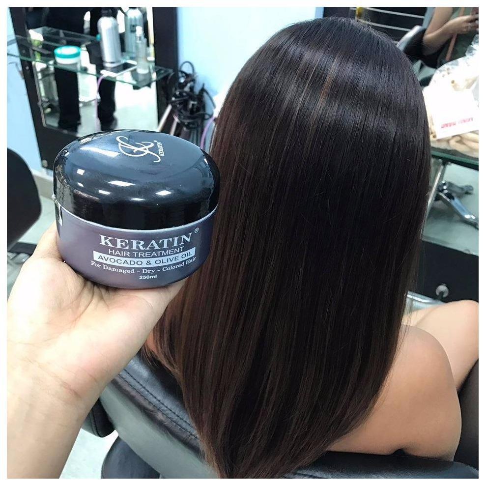 Ủ tóc phục hồi KERATIN