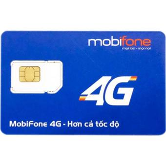 Sim 4G  mobifone C90+ (120Gb + 8700 phút gọi / 60 ngày)