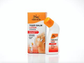 Dầu xoa bóp Tiger Balm Lotion Singapore 80ml thumbnail