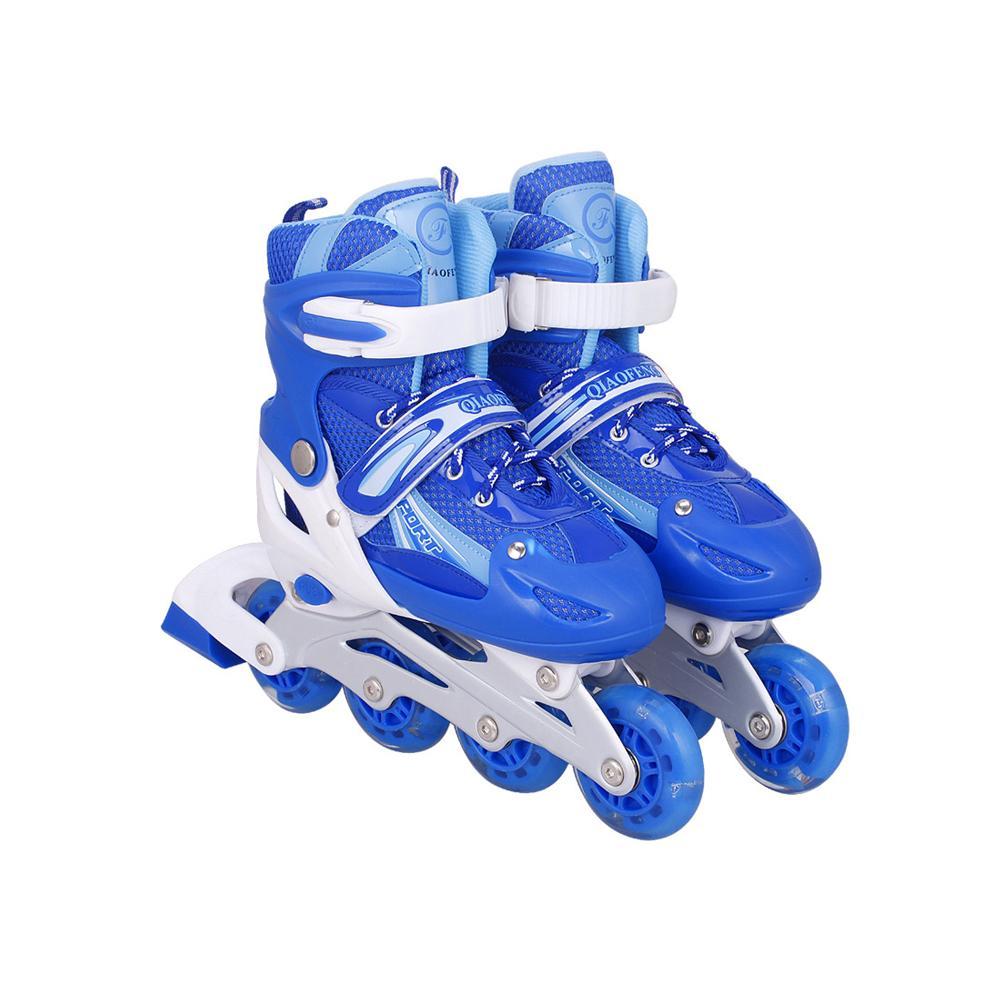 Giày Trượt Patin Gắn Đinh Phát Sáng Bánh (Size M) - VivaSports