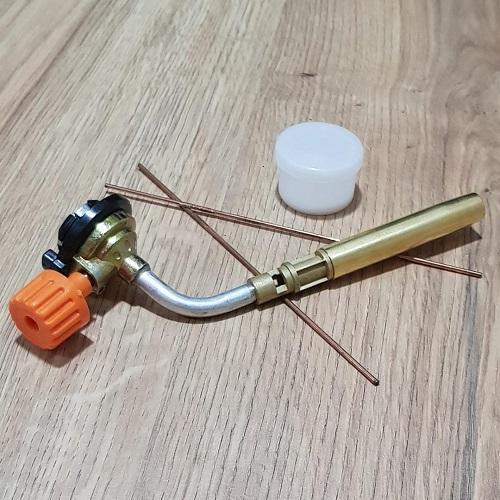 Đầu Đuốc Khò Hàn Cho Lon Gas Mini