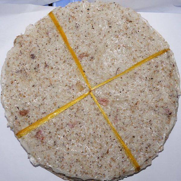 Bánh tráng mè dừa tẩm gia vị Phú Yên