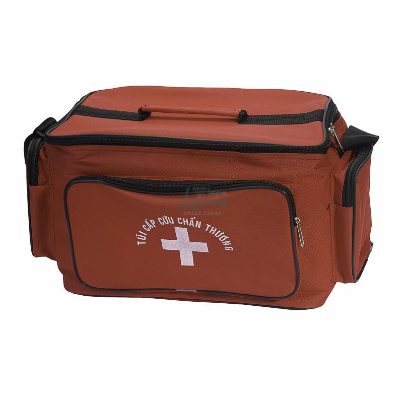 Túi y tế Đỏ lớn