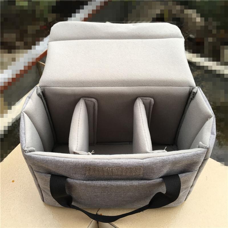 Hình ảnh Túi ruột lót chống sốc máy ảnh trong balo túi xách