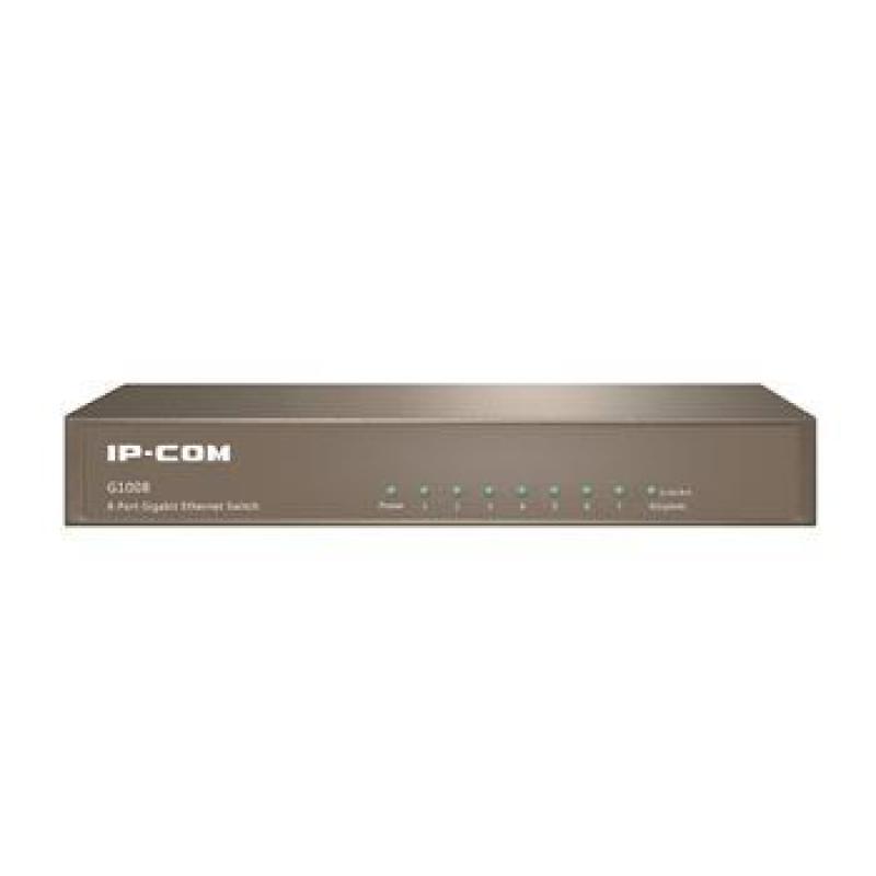 Bảng giá Desktop Switch IP COM G1008 8-Port Gigabit Unmanaged Phong Vũ