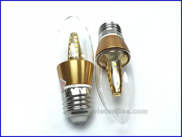 Bộ 2 bóng led ớt trang trí 5W đui E27 - Điện Việt