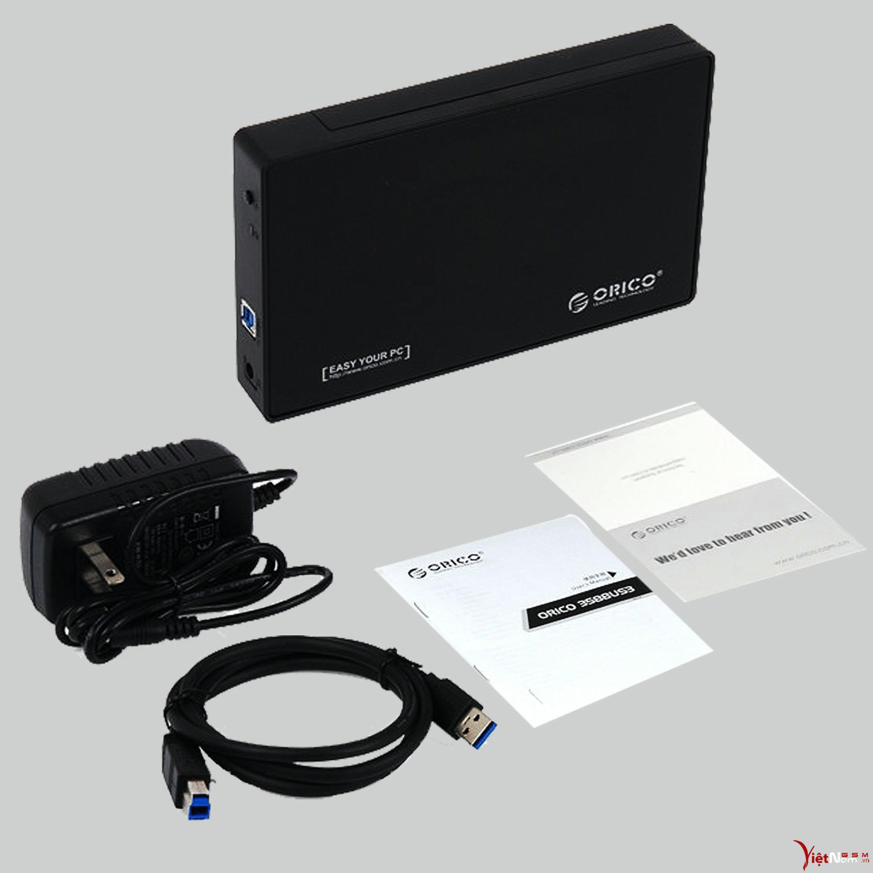 Box HDD 3.5