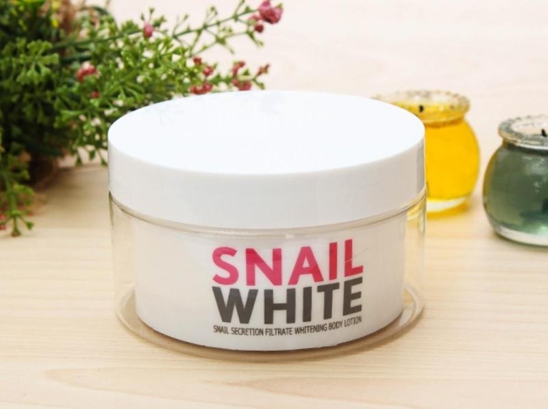 Kem Dưỡng Body Trắng Da snail White nhập khẩu