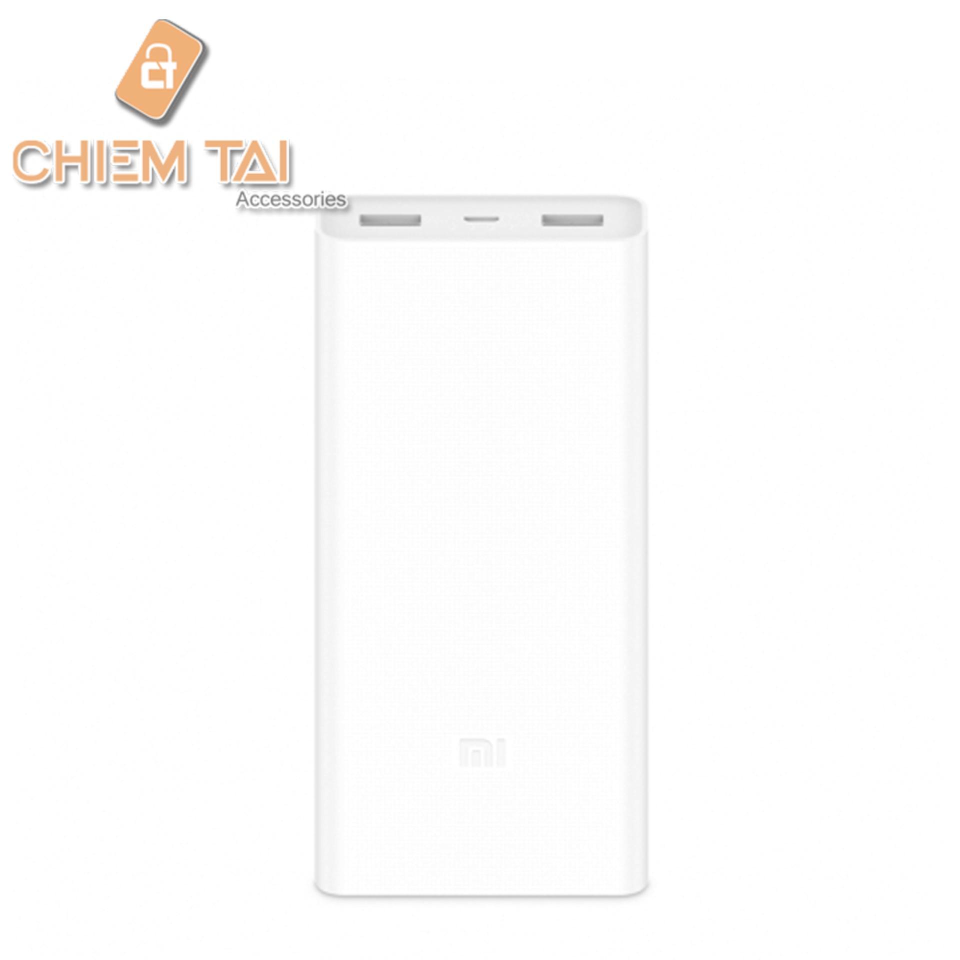 Hình ảnh Pin sạc dự phòng Xiaomi 2C 20000mAh