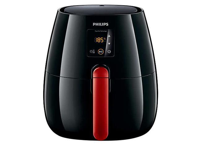 Hình ảnh Nồi chiên không dầu Philips HD9238 1425W (Đen)