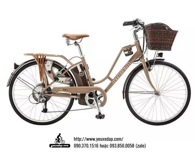 Xe đạp điện Giant LATTE E+