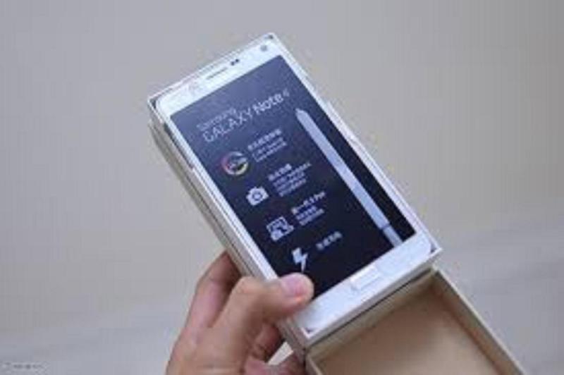 Samsung Galaxy Note 4 bản 2 sim________Nhập Khẩu (fullbox).