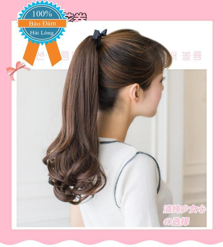Tóc giả buộc, tóc giả cột cao cấp nhập khẩu