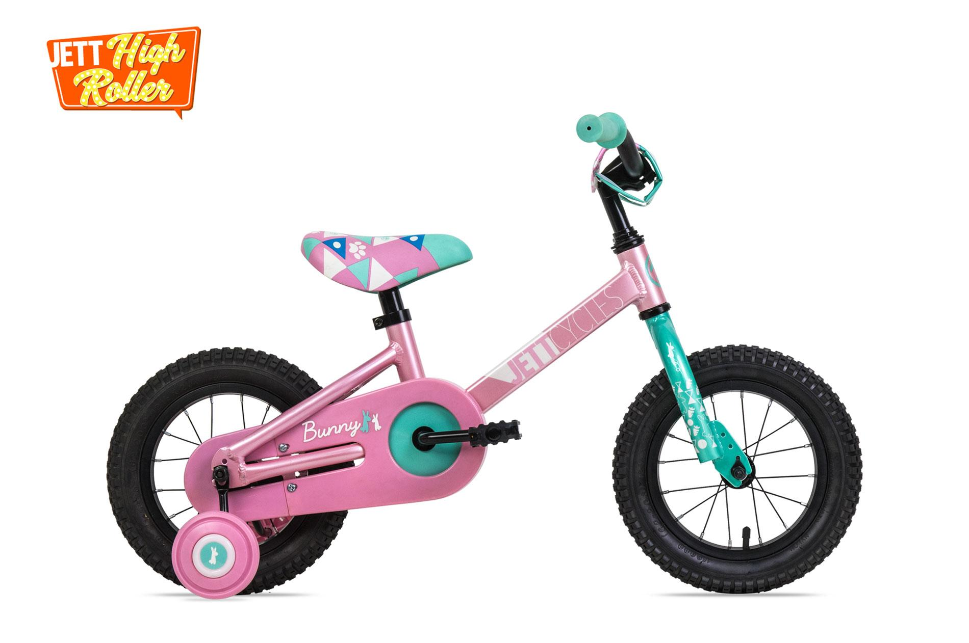Giá bán Xe đạp trẻ em Jett Cycles Bunny (Hồng)