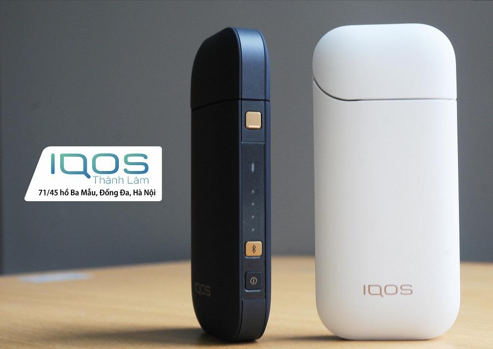 Bộ hộp sạc iQOS chính hãng Nhật Bản