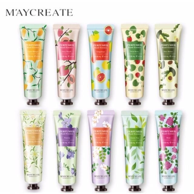 Hình ảnh Kem Dưỡng Da Tay Maycreate Perfumed Hand Essence