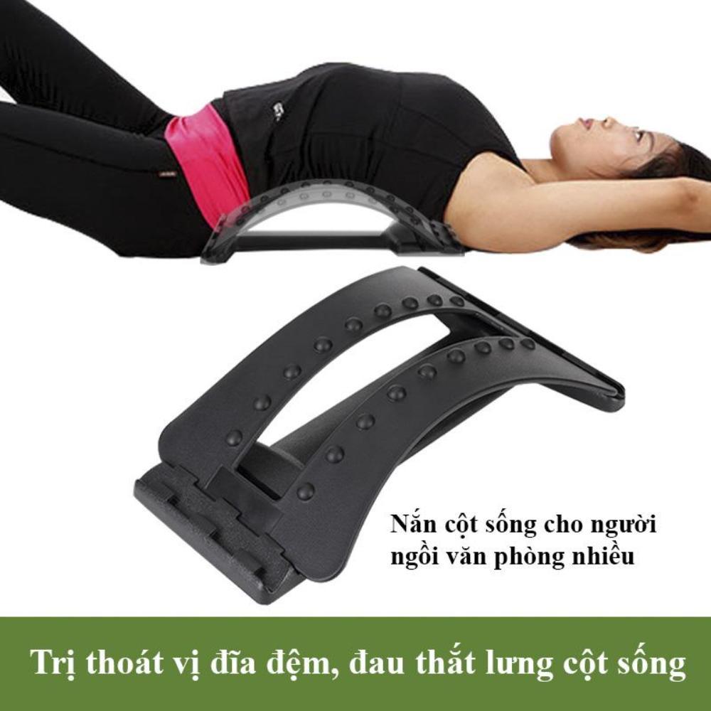 Hình ảnh Khung nắn chỉnh cột sống thoát vị đĩa đệm, đau thắt lưng, ngồi nhiều DT298