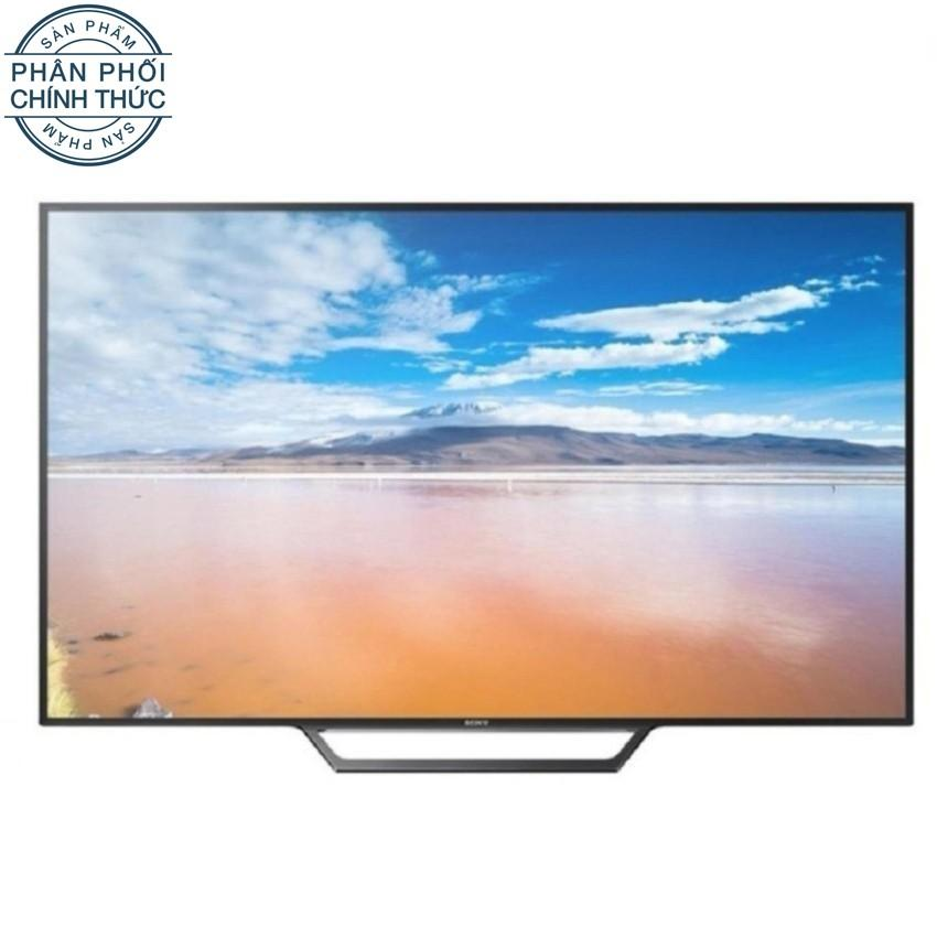 Bán Internet Tivi Led Sony 48Inch Full Hd Model Kdl 48W650D Vn3 Đen Sony
