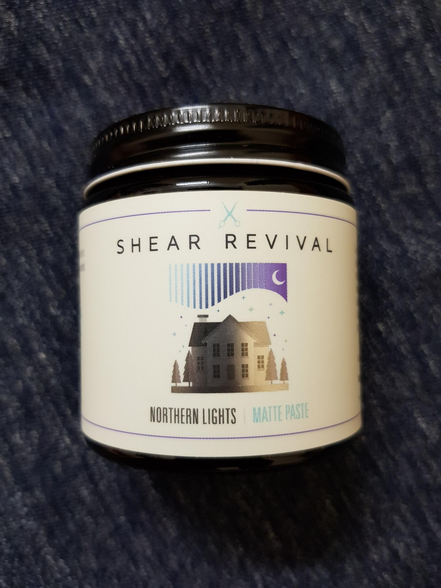 Sáp tóc Shear Northern Lights (bản limited)