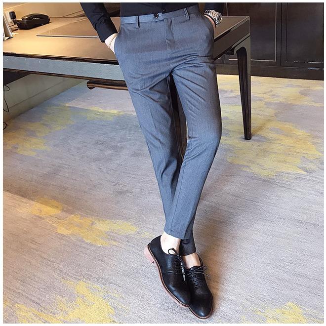 Quần âu dáng body Hàn Quốc thời trang Nami - QA01