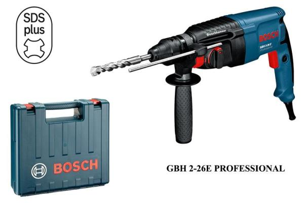 Máy khoan búa Bosch GBH 2-26E