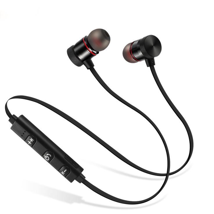 [Tặng dây sạc] Tai nghe bluetooth Sport S8 Hai đầu nam châm âm thanh siêu Bass (ECO bảo hành 1 đổi 1)