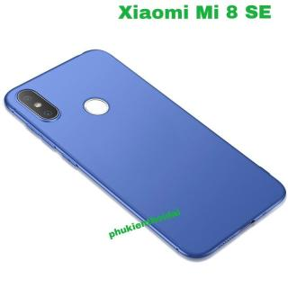 Ốp lưng Xiaomi 8 SE dẻo mỏng cao cấp thumbnail