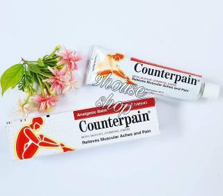 (Đỏ120gr) Cao xoa bóp Counterpain Thái Lan (xoa bóp nóng) thumbnail