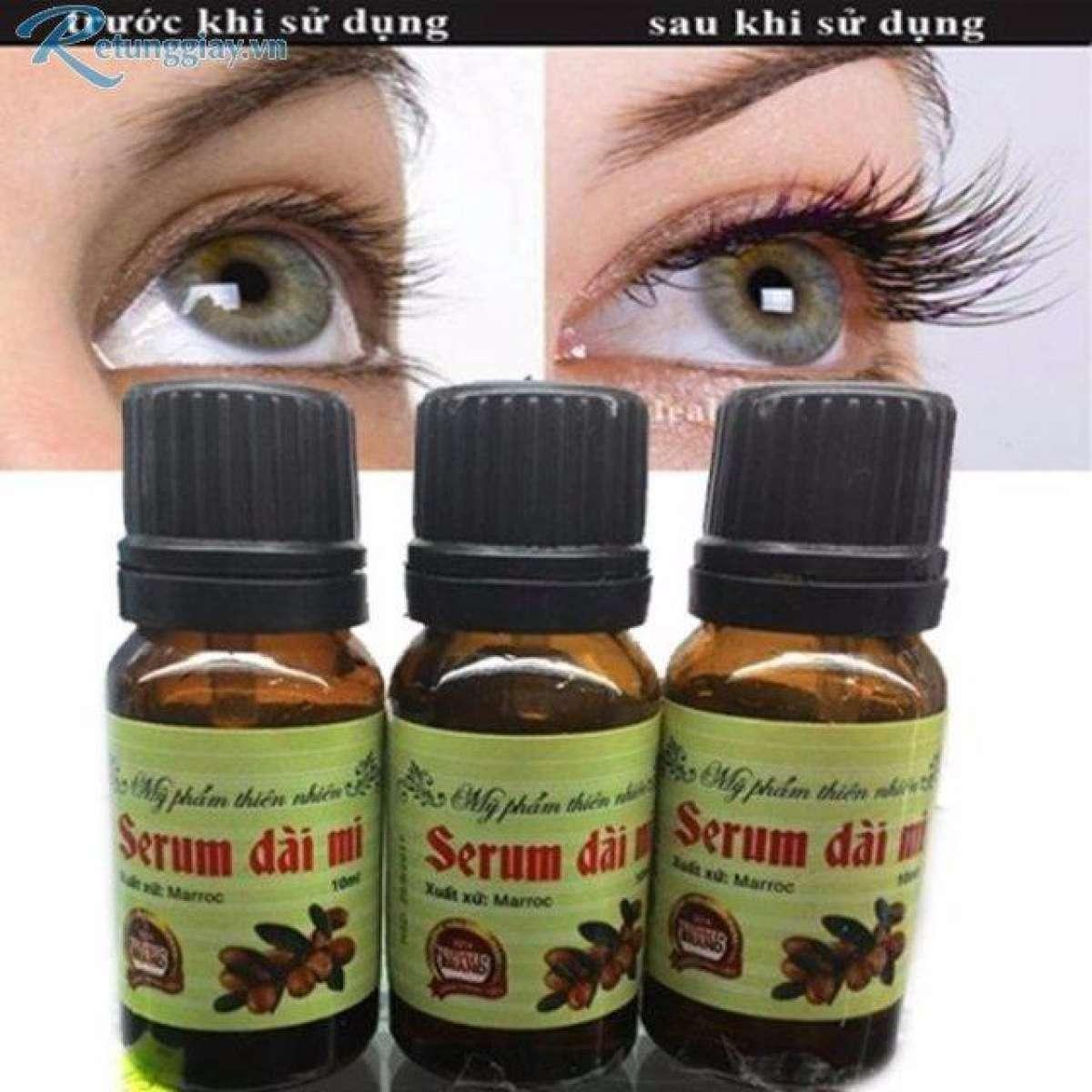 Serum dưỡng dài mi hiệu quả