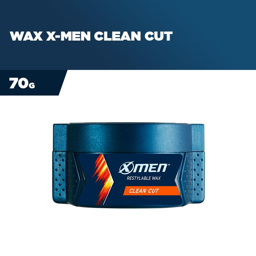 Wax X-Men Clean Cut 70g