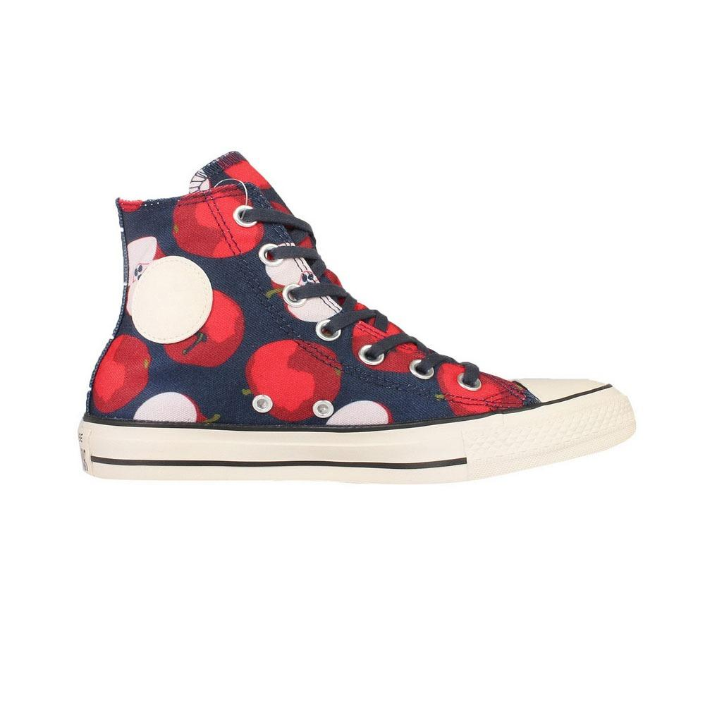 Converse Chuck Taylor All Star Apple Print High Top 549721 Rẻ