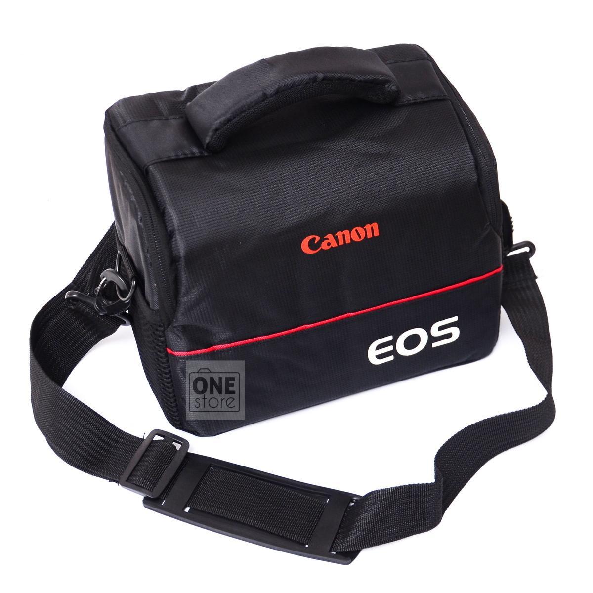 Offer Ưu Đãi Túi Máy ảnh DSLR Canon (F038 Canon-Đen)