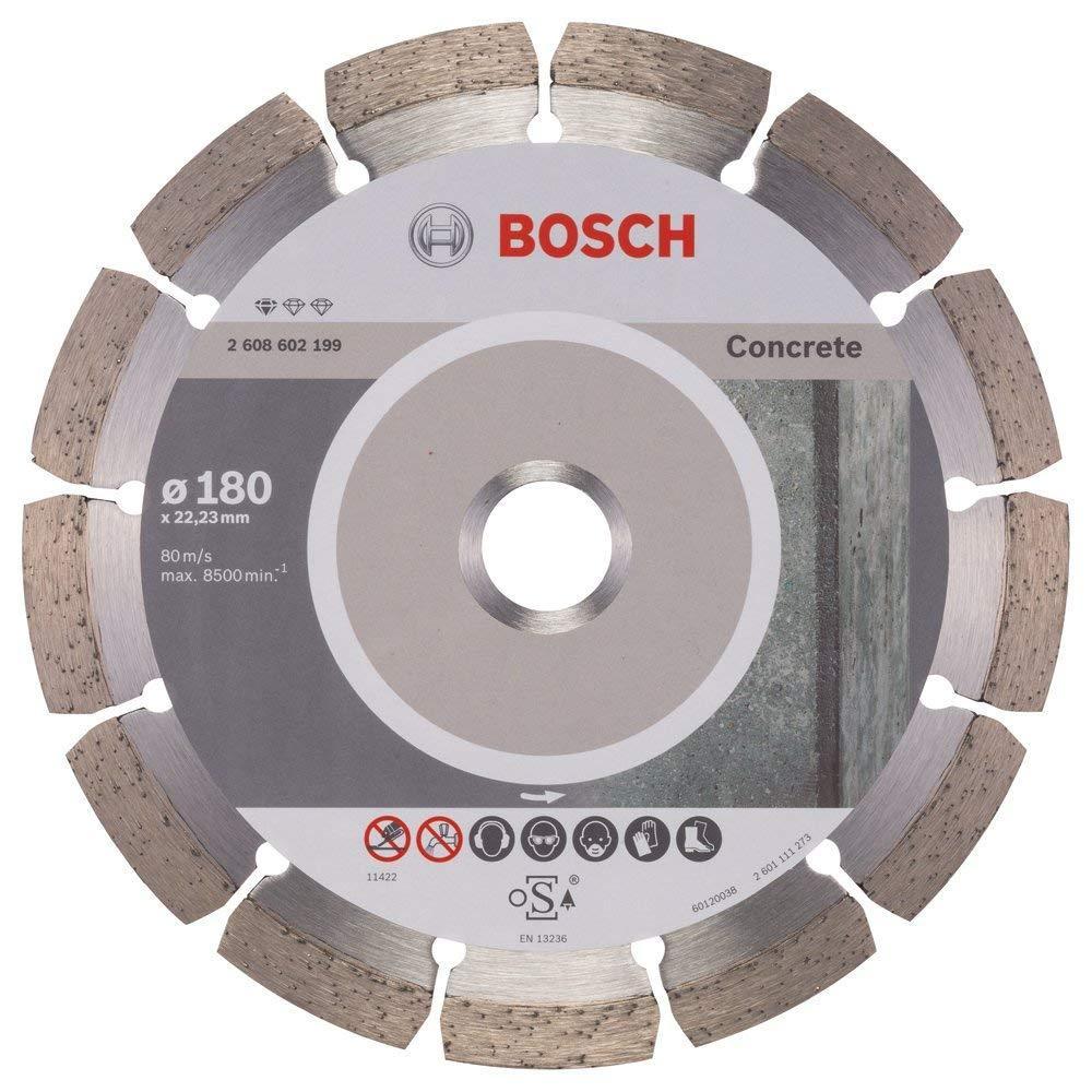 Đĩa cắt bê tông Bosch 2608602199 (180 x 2 x 22.2mm)