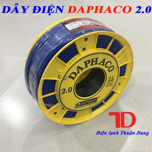 DÂY ĐIỆN ĐƠN DAPHACO 2.0 - 100 MÉT