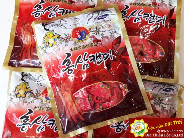Kẹo hồng sâm Hàn Quốc 99.000 đ
