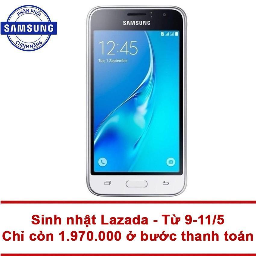 Bán Samsung Galaxy J1 2016 8Gb 2Sim Trắng Hang Phan Phối Chinh Thức Có Thương Hiệu Rẻ