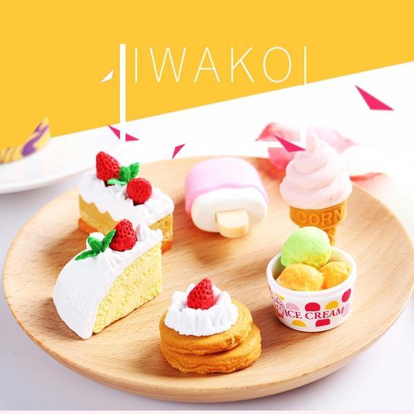 Mua Gôm tẩy bút chì Iwako Nhật Bản- Bánh