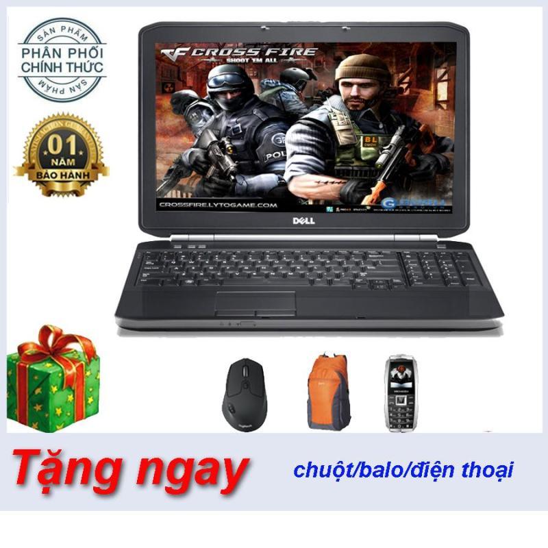 Laptop DELL E5520 Core i5 2520 Ram 4G ssd 120 15.6inch good 100% (SSD bh 36 tháng)